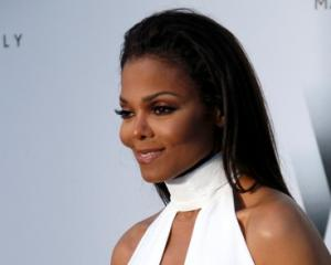 Janet Jackson arrives for amfAR's Cinema Against AIDS 2012 event in Antibes during the 65th...