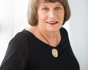 Head judge for the NZ Food Producer Awards Lauraine Jacobs. Photo supplied.