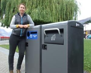 Queenstown Lakes District Council maintenance and operations manager Erin Moogan says high-tech...