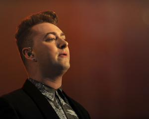 British Singer-songwriter Sam Smith has been reportedly spotted on holiday in Rotorua. Photo:...