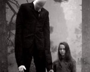 The Slenderman first appeared online in 2009. The character is depicted as a tall, thin and...