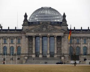 German parliament Bundestag. The black list will stop companies whgo have committed fruad from...