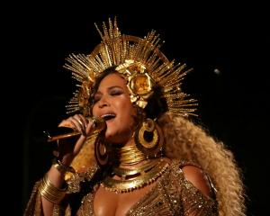 Beyonce has pulled out of the Coachella Festival on doctors orders. Photo: Reuters