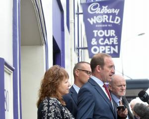 Labour leader Andrew Little has called Mondelez International's impending closure of the Dunedin...