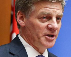 Bill English. Photo: File