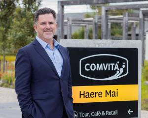 Comvita chief executive Simon Coulter. Photo: supplied.