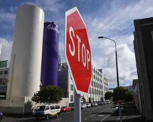 The iconic Dunedin Cadbury factory is to stop production. Photo: ODT file