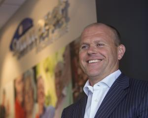 Summerset chief executive Julian Cook. Photo: supplied.