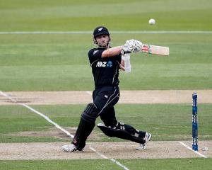 Kane Williamson will be key to the Black Caps' chances. Photo: NZ Herald
