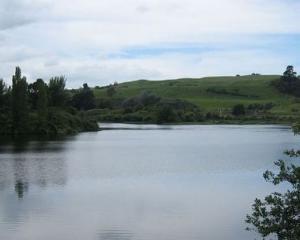 The student dissappeared swimming at  Lake Karapiro yesterday. Photo: NZ Herald