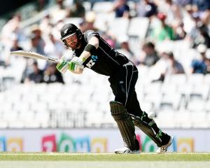 Martin Guptill will return for the Black Caps today. Photo: Getty Images