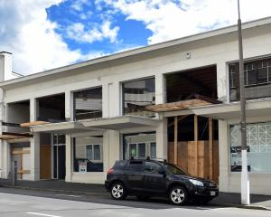 The old Para Rubber Building on Filluel St. Photo: Peter McIntosh