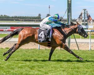 Residential is in line for a listed race hat-trick if trainers John and Karen Parsons accept the...