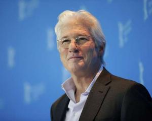 Actor Richard Gere said he was encouraged by protests in the United States against Trump's...