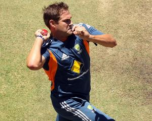 Retired Australian cricketer Ryan Harris has joined the National Cricket Centre academy in...