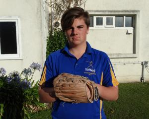 Waitaki Boys' High School softballer Josh Eastwood has been selected in the New Zealand under-17...