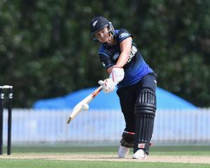 White Ferns captain Suzie Bates. Photo: Getty Images