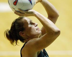 Tania Dalton in action during her Silver Ferns career. Photo: Getty Images