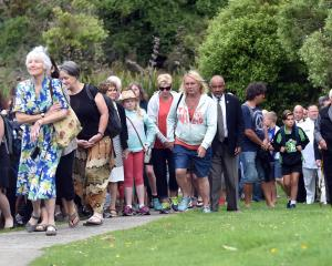 The 2017 Waitangi Day celebrations hosted by Te Runanga o Otakou at the Otakou Marae on Monday....