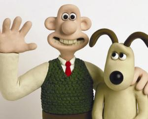Wallace and Gromit. Image from Wikimedia commons
