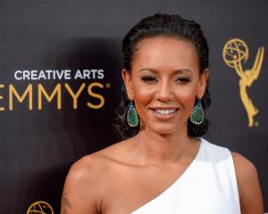 'Mel B' has filed for divorce from her TV producer husband. Photo: Reuters
