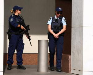 Australia's parliament has boosted security following the London attacks. Photo: Reuters