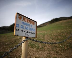 California is tackling methane emissions. Photo: Reuters