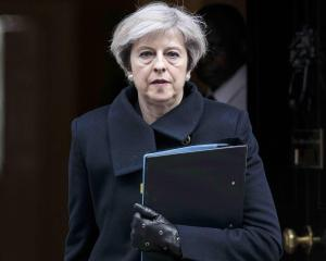 Theresa May will encourage unity on her Scotland visit. Photo: Reuters
