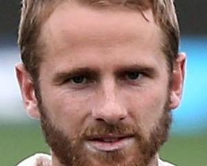 Kane Williamson.