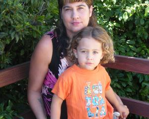 Cromwell woman Kym Rollo and her 3-year-old son O'Shae Rollo-Herewini ponder their future amid...