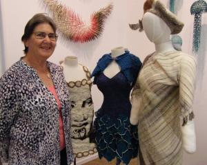 WoolOn Creative Fashion Event chairwoman Clair Higginson looks at some previous WoolOn supreme...