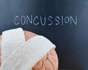 Research into head injuries during rugby found 76% of the injuries were to the player making the...