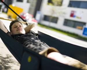 Otago Polytechnic student Jeremy Metherell had a good excuse for lying around this summer. The...