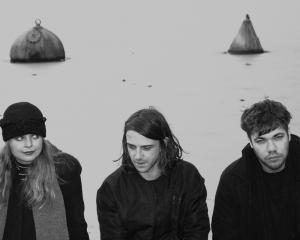 Elan Vital (from left) Renee Barrance, Danny Brady, Nikolai Sim. Photo: supplied.
