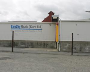 Blue Sky Meats' Gore plant was scheduled to reopen this November. Photo: Simon Knyvett.