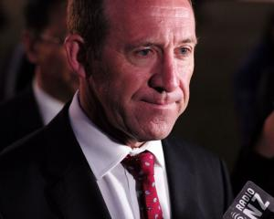 Andrew Little: 'Let's know what the truth is.' Photo Getty