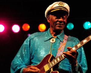 Chuck Berry. Photo Getty