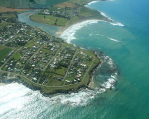 The seaside village of Kakanui near Oamaru was a North Otago freedom camping hot spot before new...