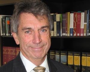 Peter Boshier.