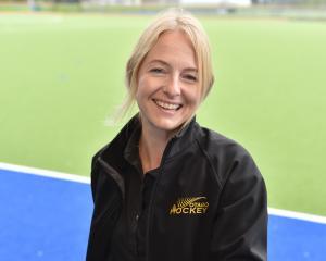 "Otago Hockey general manager Rachel Minton-Smith: ""Hopefully, I've made the place an organisation..."