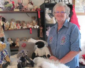 Donece McEwan's work in promoting the mohair industry was recognised at the mohair producers'...