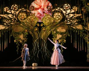 The Royal New Zealand Ballet is having to move from its home at the St James Theatre in...