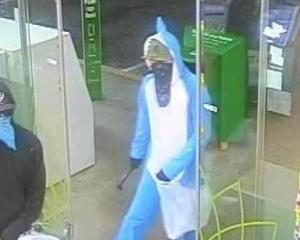 Two men have been arrested in relation to the shark onesie burglary. Photo: NZ Herald