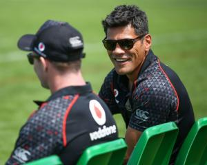 Warriors coach Stephen Kearney. Photo: Getty Images
