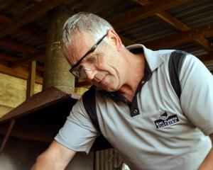 Farrier Malcolm Oakes is downing tools for a week to lead a  Goldfields Cavalcade trail. Photo by...