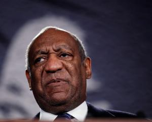 Bill Cosby speaks at the National Action Network's 20th annual Keepers of the Dream Awards gala...