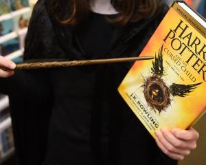 """The stage adaptation of J.K Rowling's """"Harry Potter and the Cursed Child"""" received nine Laurence..."""