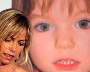 Kate McCann, whose daughter Madeleine went missing during a family holiday to Portugal in 2007. ...