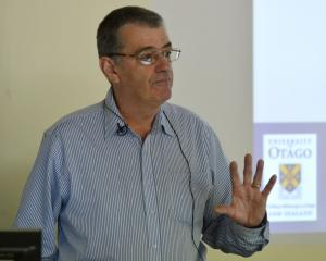 David McBride speaks out about supporting front-line workers dealing with earthquakes and other...