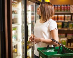 A New World data survey showed mood can affect what food people buy. Photo: Getty